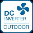 DC INVERTER EXTERNAL FAN