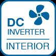 VENTILADOR INTERIOR DC INVERTER